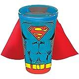 DC Comics 16 oz. Superman Uniform Pint Glass with Cape