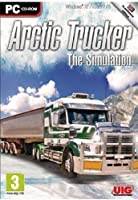 Arctic Trucker - The Simulation PC CD-ROM
