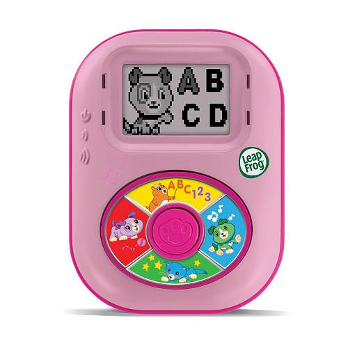 Leapfrog Learn And Groove Music Player Violet front-677310