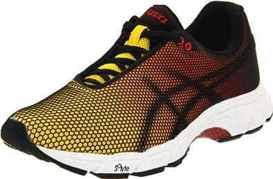 asics Men's Gel-Speed Star 5 Running Shoe,Sun/Onyx/Flame,10.5 M US