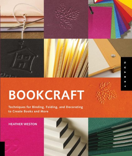 Bookcraft: Techniques for Binding, Folding, and Decorating to Create Books and More (Making Handmade Books compare prices)