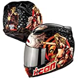 Airframe Pleasuredome Full Face Helmet
