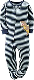 Carter\'s Baby Boys 1-Piece Snug Fit Cotton Pajamas Dinosaur 12M