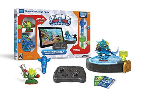 Skylanders Trap Team Tablet Starter Pack – iOS, Android, & Fire OS