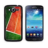 MSD Premium Samsung Galaxy Mega 5.8 Aluminum Backplate Bumper Snap Case IMAGE ID 19685391 tennis court close up background