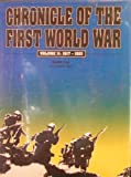 img - for Chronicle of the First World War: Volume II - 1917-1921 book / textbook / text book