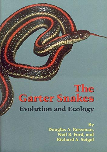 Garter Snake 9780806128207/
