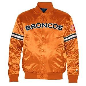 Denver Broncos Starter Satin Jacket by G-III Sports