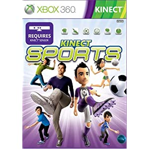 51JOEY6fJSL. SL500 AA300  Kinect Sports for Xbox 360   $35 + Free Shipping