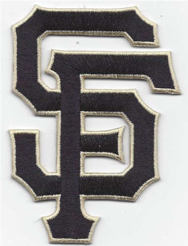 San Francisco Giants SF 2014 Alternate Home Baseball Jersey Sleeve Patch