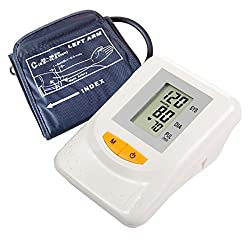 MCP BP 102 Upper Arm Digital Blood Pressure Monitor