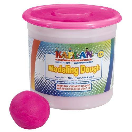 Modeling Dough Pink