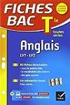 Fiches bac Anglais Tle (LV1 & LV2): f...