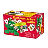Kartenmischer - Vario mit Handkurbel, für unterschiedliche...