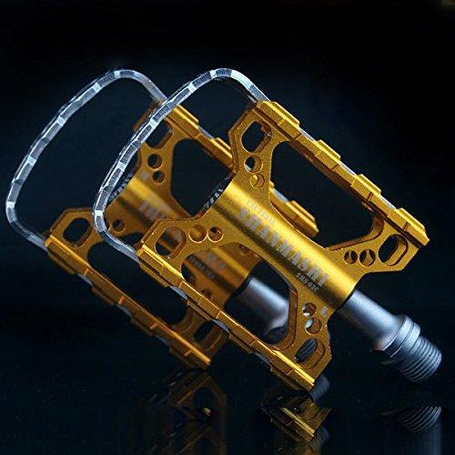 scudgood-aluminium-alliage-velo-pedale-velo-roulement-pied-pedale-engins-fixes-vtt-pedale-or