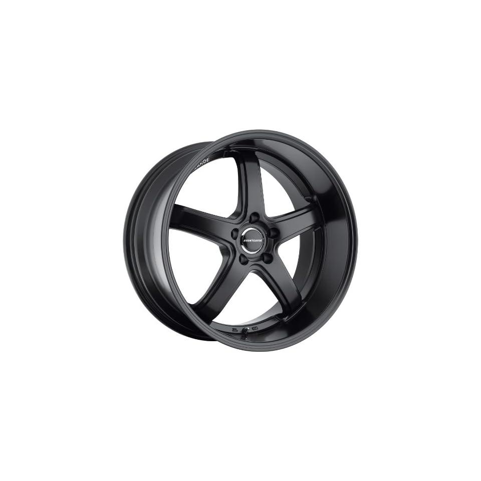 Avant Garde M350 Wheels Rims 20x9 20x10 Staggered Matte Black 5x114.3 4pc 1set