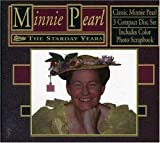 Starday Years Audio CD by Minnie Pearl