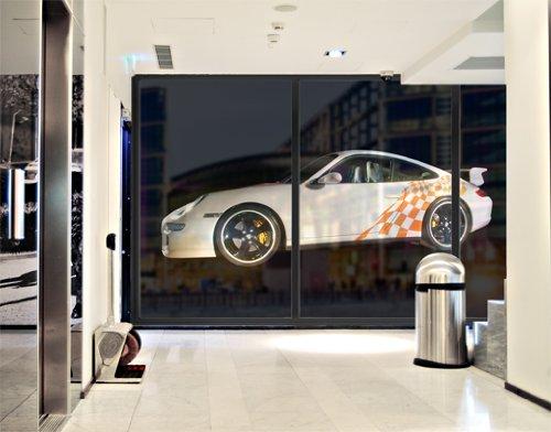 XXL FensterBild Porsche Carrera 911 No.8 bestellen