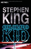 By Stephen King Colorado Kid [Paperback]