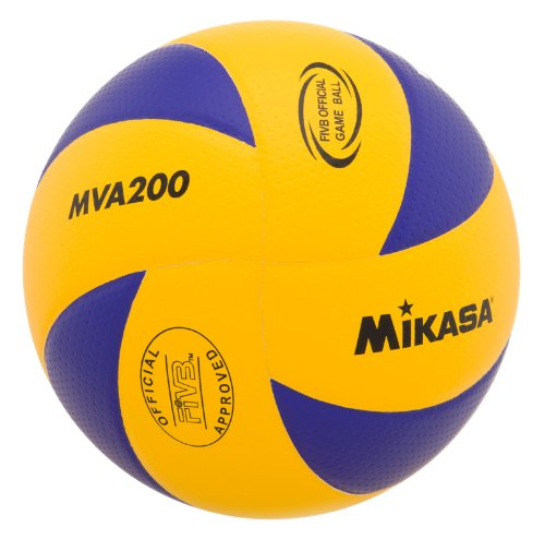 Mikasa FIVB Volleyball Official 2012 Olympic Game Ball, Dimpled Surface-MVA200