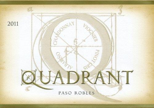 2011 Quadrant Gold Paso Robles 750 Ml