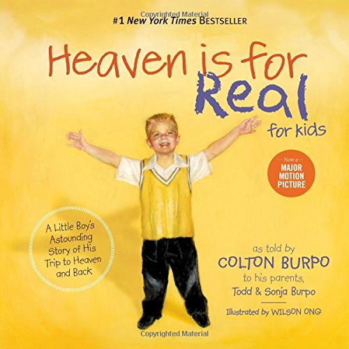 Heaven Is For Real For Kids (Hardcover)