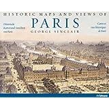 Historische Karten und Ansichten von Paris / Cartes et vues historiques de Paris