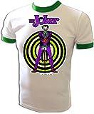 1976 Vintage Mego Style D.C. Comics Joker Batman t-shirt