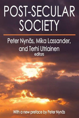 Sociedad post-seculares