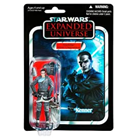 Galen Marek Starkiller Force Unleashed II EU Star Wars VC100 Figure