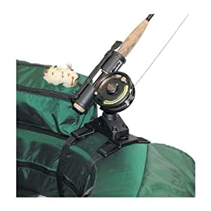 Scotty fly rod holder and float tube mount for Amazon fishing rod holders