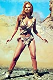 Raquel Welch Sexy Busty Fur Bikini One Million Years B.C. Color 24x36 Poster