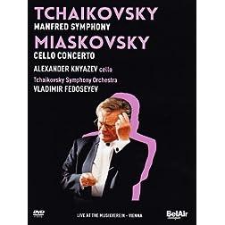 Miaskovky & Tchaikovsky, Vol. 4