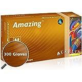 Aurelia Amazing Nitrile Exam Gloves-Box Quantities