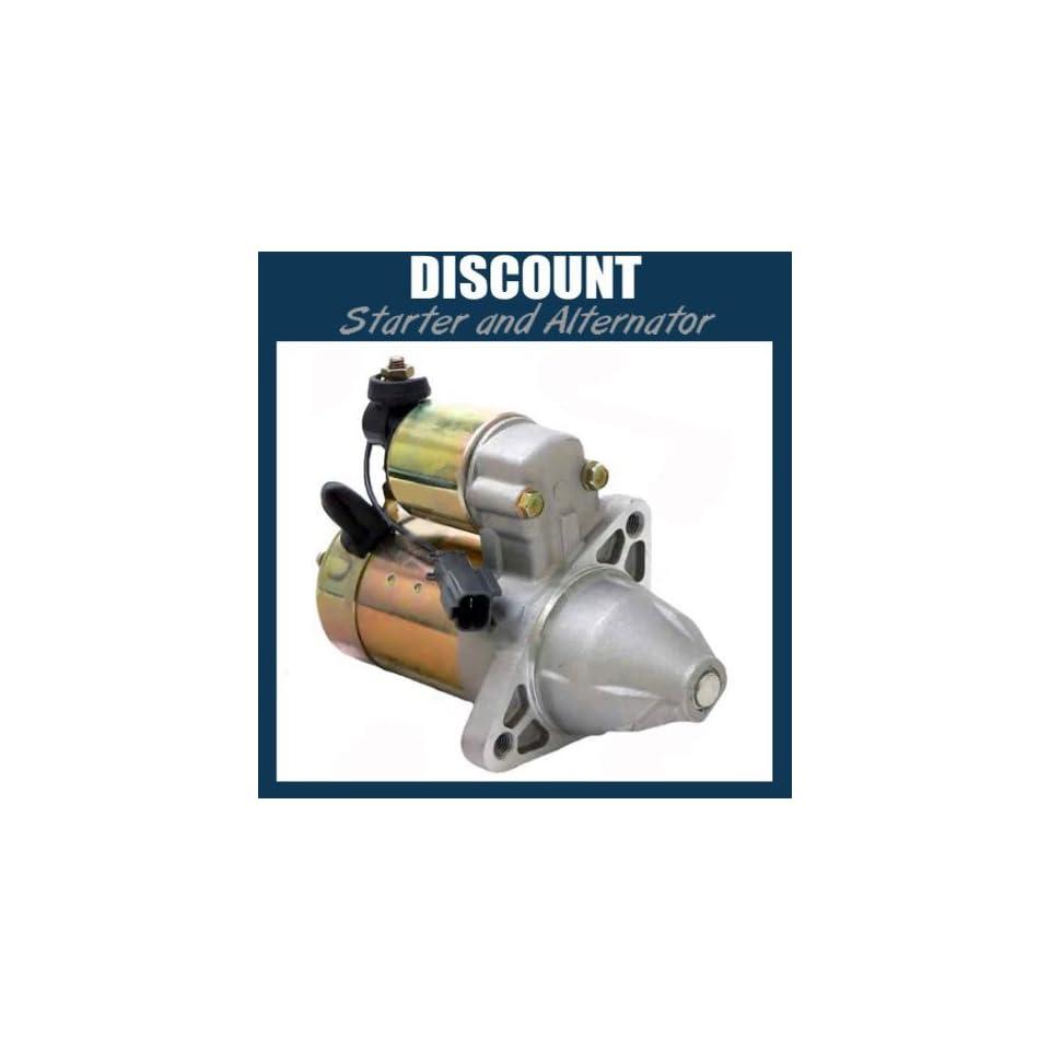 Discount Starter and Alternator 19063N Nissan Altima Replacement Starter