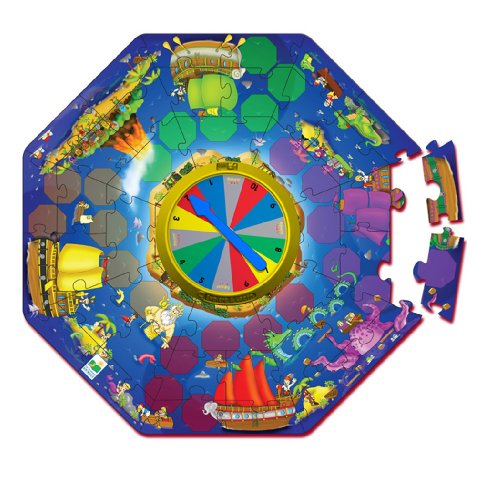 Cheap Fun The Learning Journey Explore & Learn Counting Treasures Floor Puzzle (B00192MUBK)