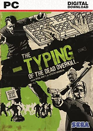 The Typing of the Dead: Overkill [Online Game Code]