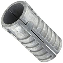 "Plain Steel Lag Screw Short Style 3/4"" Diameter x 2"" Length 2"" Length (Pack of 25)"