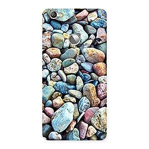 Cute Pebbles Multicolor Back Case Cover for LeTV Le 1s