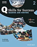 Q Skills for Success: Level 2: Reading & Writing Student Book with IQ Online