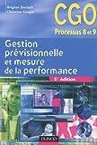 echange, troc Brigitte Doriath, Christian Goujet - Gestion prévisionnelle et mesure de la performance - 5ème édition - Manuel
