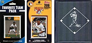 MLB Pittsburgh Pirates Licensed 2010 Topps Team Set and Favorite Player Trading Cards... by C&I Collectables