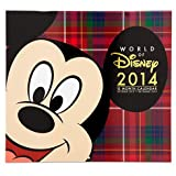 World of Disney 2014 Wall Calendar