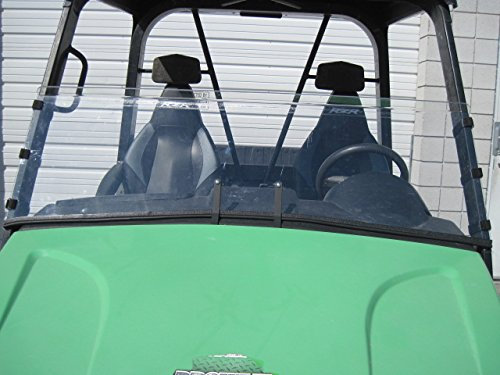 Arctic-Cat-Prowler-2006-10-models-only-Premium-double-sided-Scratch-Resistant-16-Tall-Half-Windshield-Tallest-on-the-market-we-make-shorter-upon-request-let-us-know-at-time-of-orderEasier-to-clean-Mad
