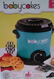 Babycakes Mini Funnel Cake Fryer by Babycakes