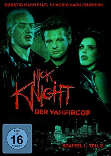 Nick Knight - Staffel 1/Teil 2 [3 DVDs]