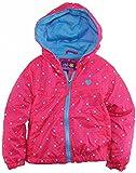 Pink Platinum Little Girls' Heart Ruffle Jacket Spring Coat