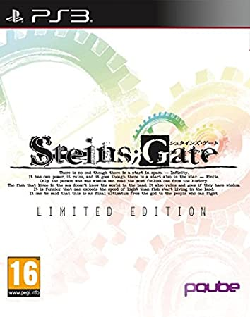 Steins;Gate - Limited Edition