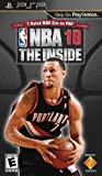 NBA 10: The Inside (Bilingual manual) - PlayStation Portable Standard Edition