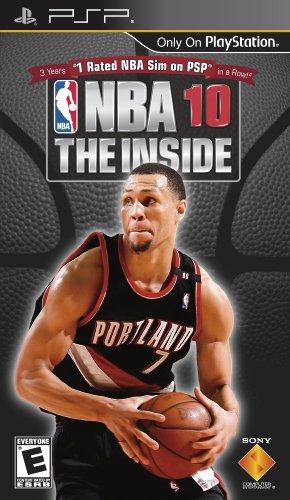 NBA 10 - Sony PSP - 1